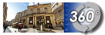 Fontaines ville de montpellier for Chambre de commerce de montpellier