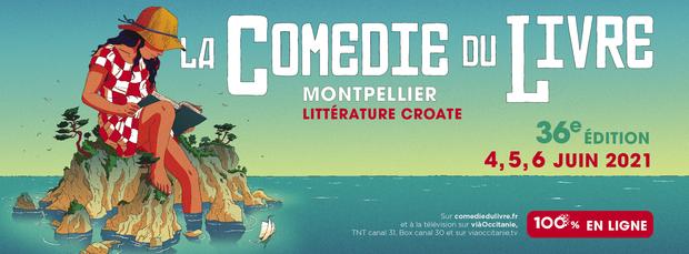 Comédie du Livre : une édition 2021 maintenue sous un nouveau format