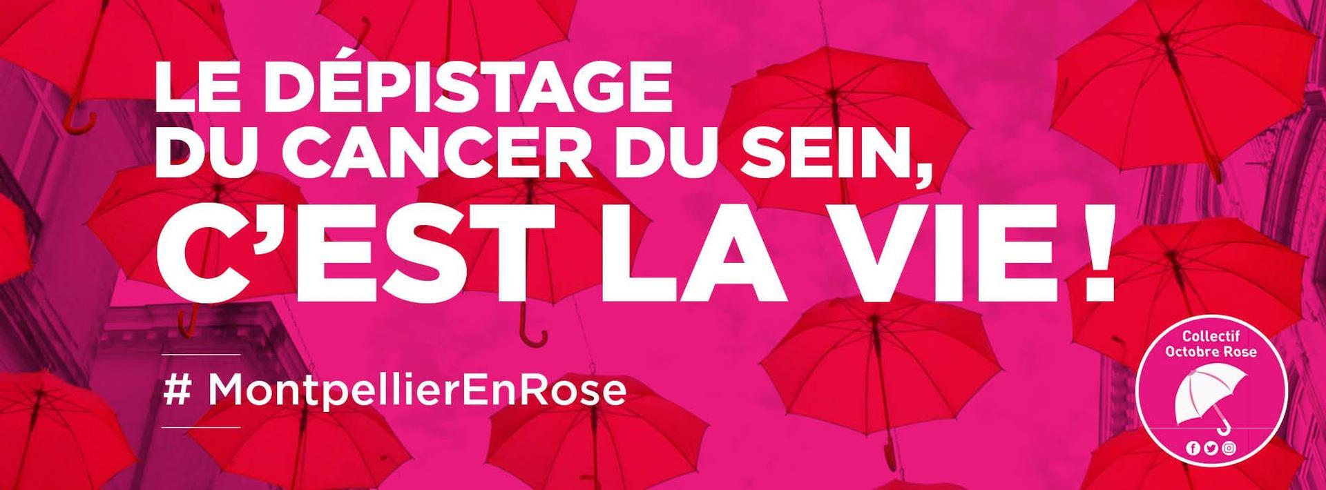 Dépistage cancer du sein   Ville de Montpellier